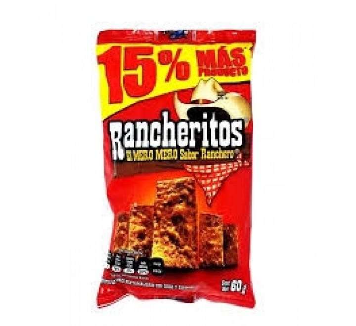 Rancheritos (60g)