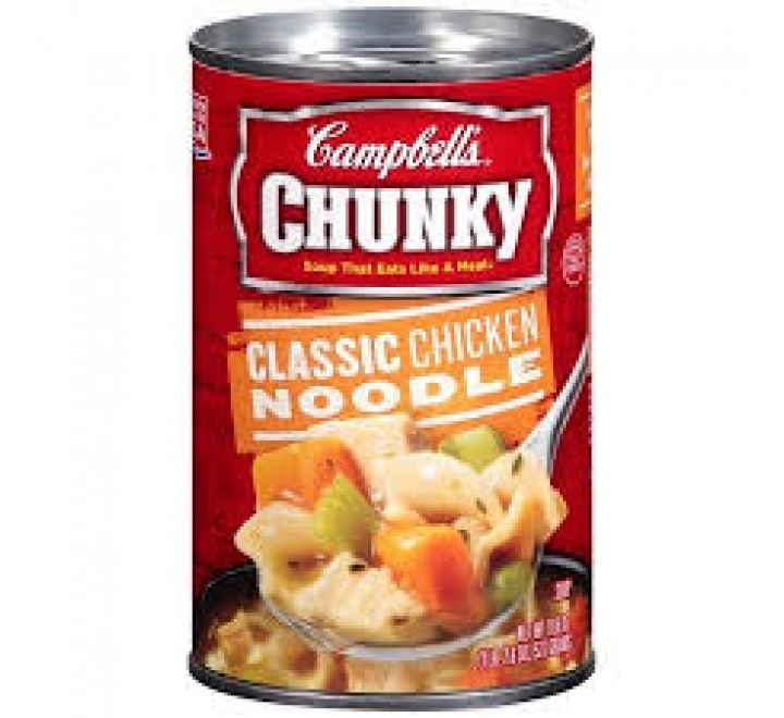 Campbell's Chunky Classic Chicken Noodle (527g)