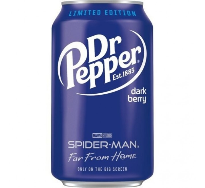 Dr Pepper Dark Berry Limited Edition (355ml)