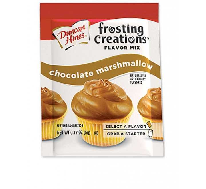 Duncan Hines Frosting Creations Flavor Mix Chocolate Marshmallow (5g)