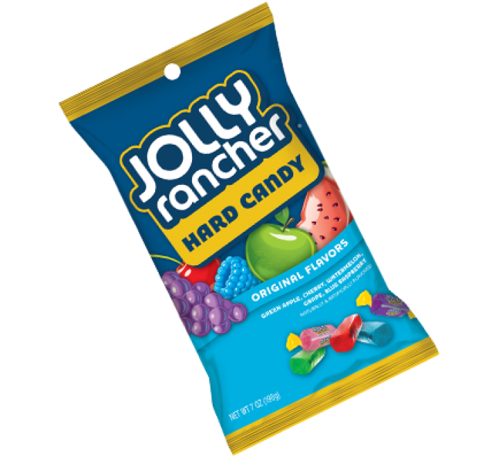 Jolly Rancher Hard Candy Original (189 g)