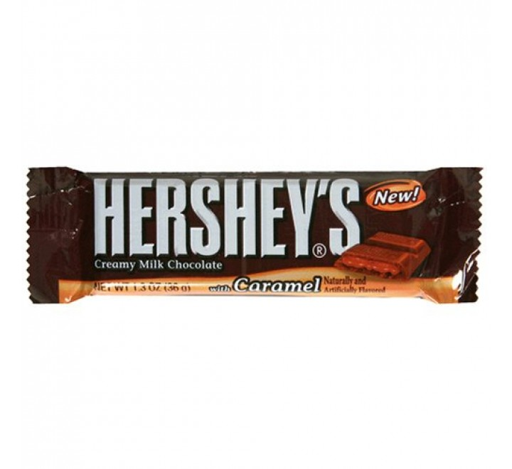 Hershey's Milk Chocolate with Caramel Bar (36g)