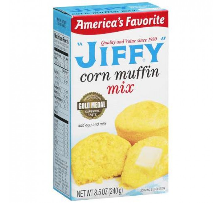Jiffy Corn Muffin Mix (Original) (240g)