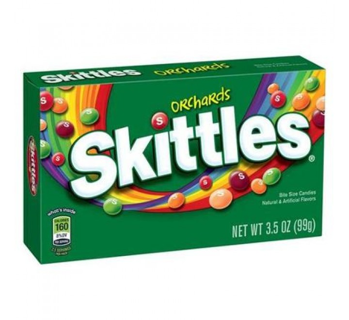 Skittles Orchards Box (99g)