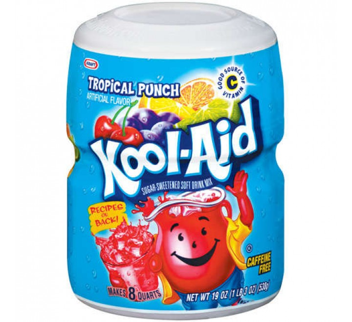 Kool-Aid Tropical Punch (538g)