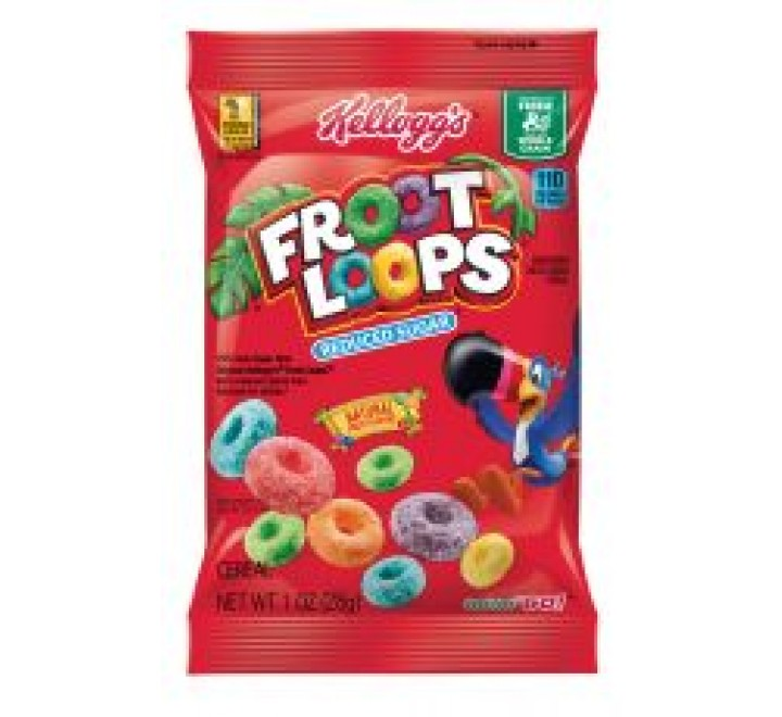 Froot Loops For School (28g)