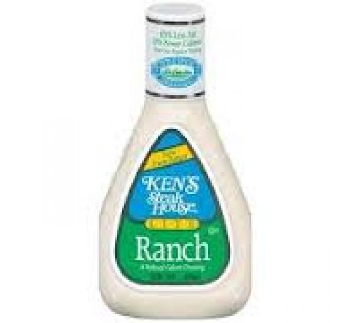 Ken's Steak House Chef's Reserve Ranch Dressing (267ml) (BEST-BY 15-10-2018)