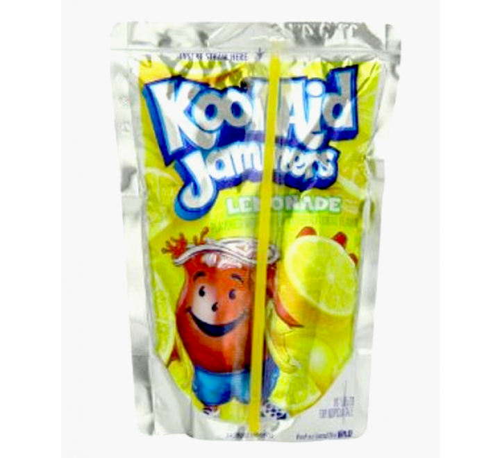 Kool-Aid Jammers Lemonade (1 pack 177ml)