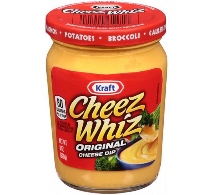 Cheez Whiz Original Cheese Dip (226g)