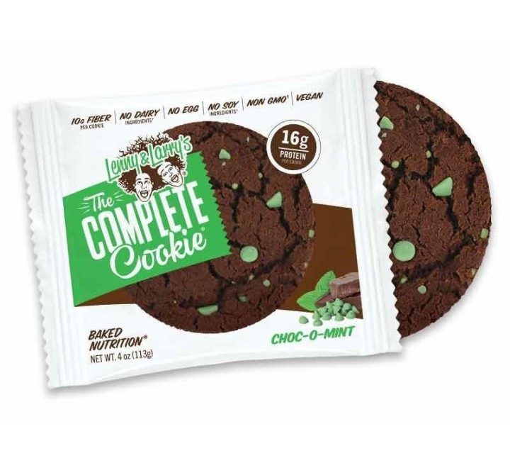 Lenny & Larry's - The Complete Cookie 'Choc-o-Mint' (113g)