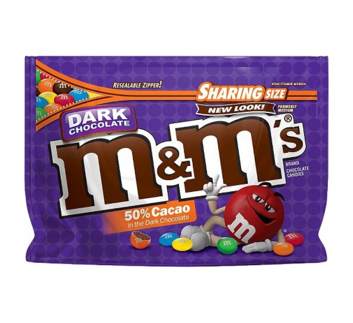 M&M's Dark Chocolate Sharing Size (286g)