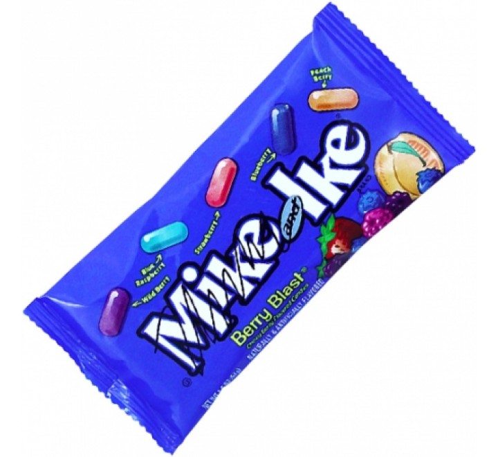 Mike and Ike Berry Blast (51g)
