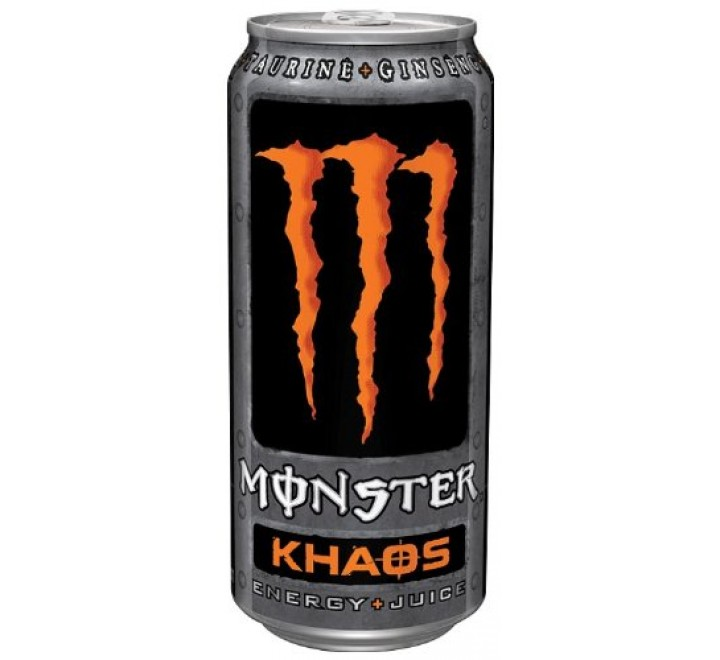 Monster Khaos Energy + Juice (473ml)