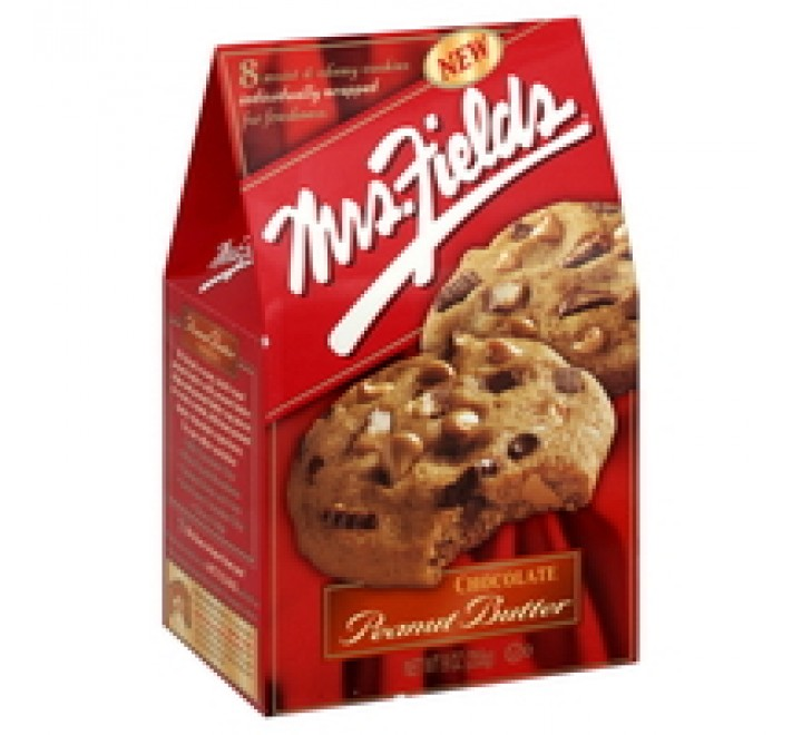 Mrs. Fields Peanut Butter Chocolate Cookie (60g)