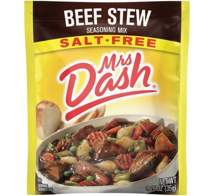 Mrs Dash Salt-Free Meatloaf Seasoning Mix (35g)