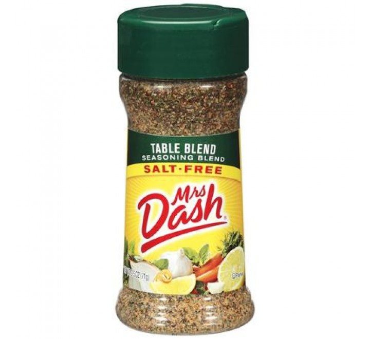Mrs. Dash Table Blend Salt Free Seasoning Blend (71g)