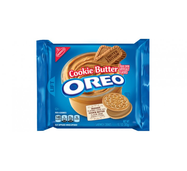 Oreo Cookie Butter Limited Edition (303g USfoodz
