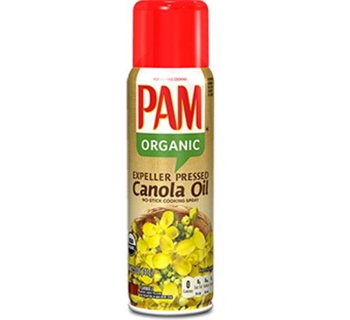 PAM Organic Canola Oil Cooking Spray (141g)