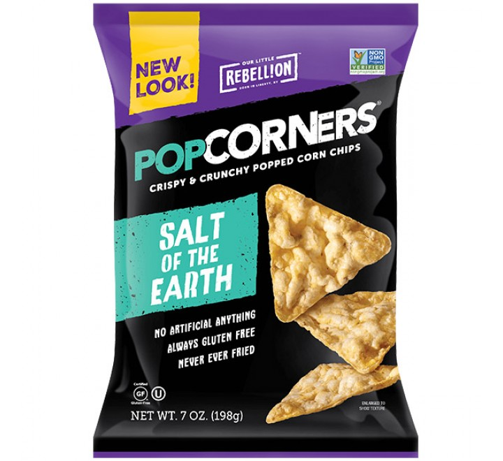 Popcorners Salt of the Earth Corn Chips (198g)