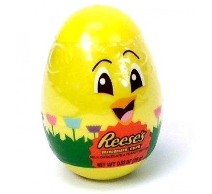 Reese's Egg Filled With Miniature Cups (26g)