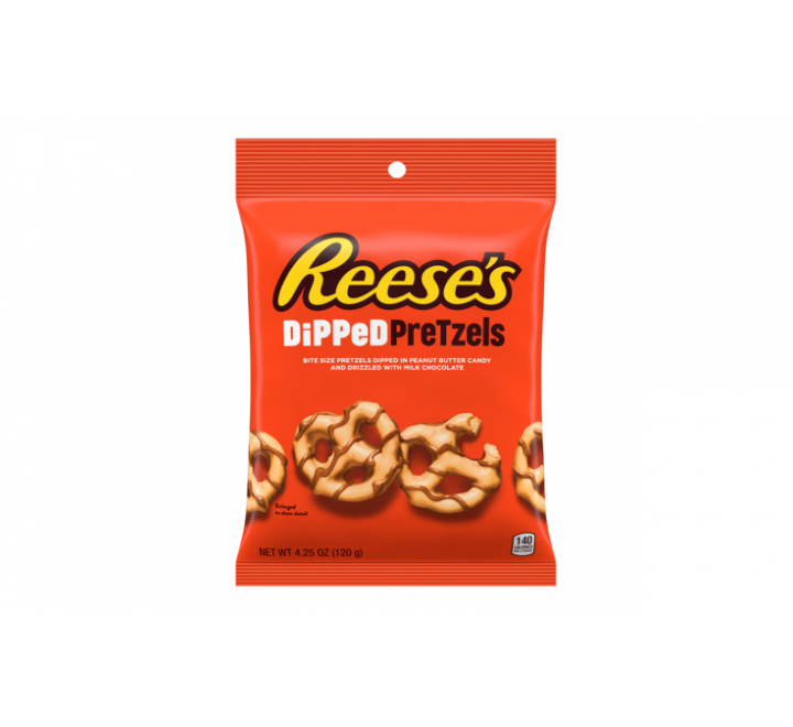 Reese's Dipped Pretzels, Milk Chocolate (120g)