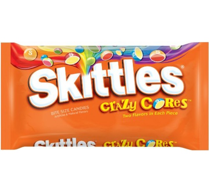 Skittles Crazy Cores (56g)