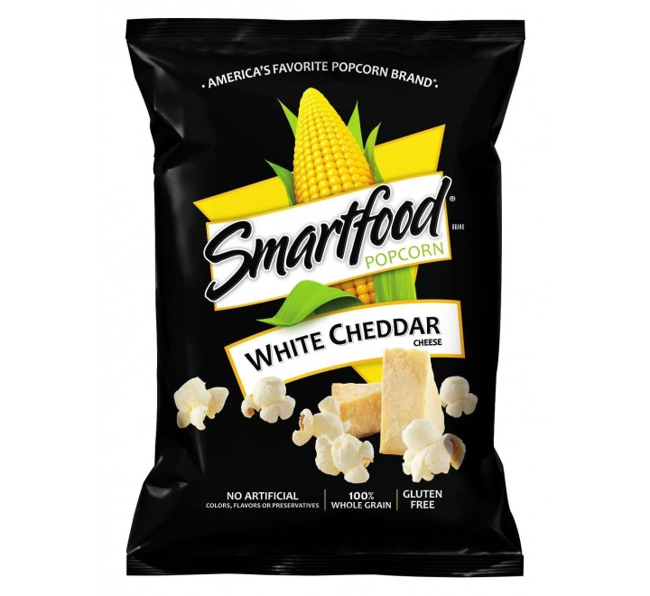 Smartfood Popcorn White Cheddar Cheese, Large (155g)