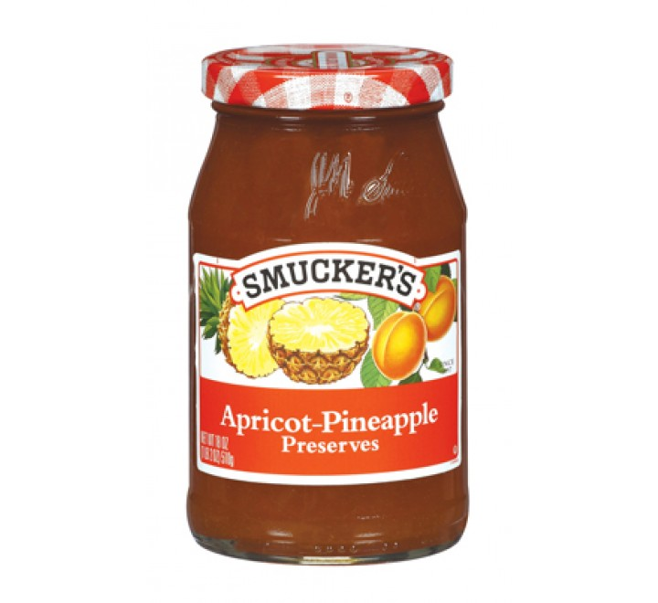 Smucker's Apricot Pineapple Preserves (510g)