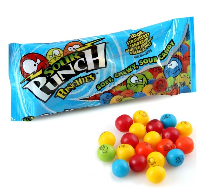 Sour Punch Punchies (57g)