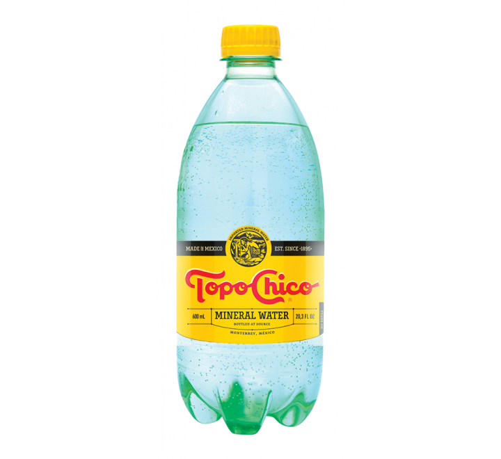 Topo Chico Mineral Water (600ml)