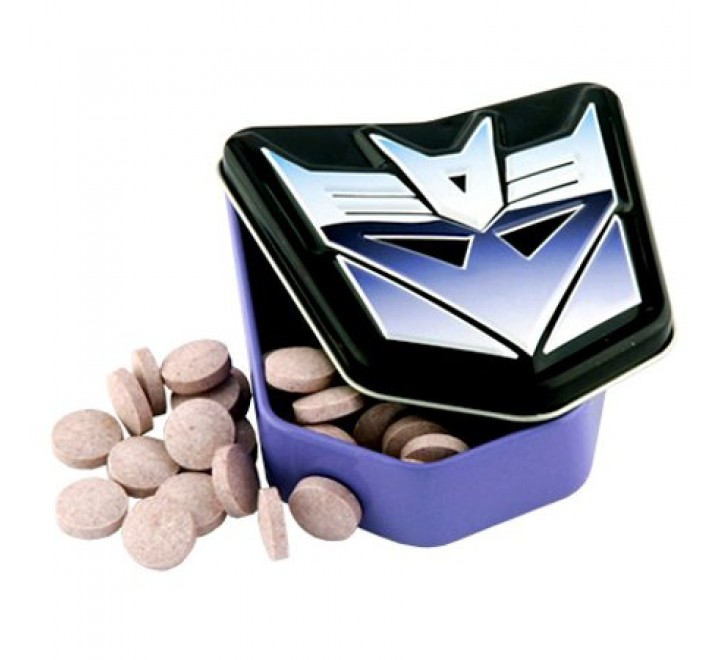 Transformers Decepticon, Berry Sours (28g)