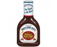 Sweet Baby Ray's Barbecue Sauce, Hickory & Brown Sugar (510gl)