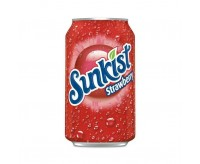 SunKist Strawberry Soda (355ml)