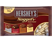 Hershey's Nuggets Assortment Family Bag (583g)