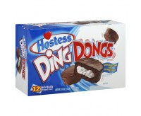 Hostess Ding Dongs, Chocolate (360g)