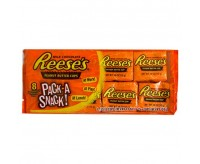 Reese's Peanut Butter Cups 8 Snack Size (124g)