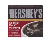 Hershey's Instant dark Chocolate Pudding (100g)