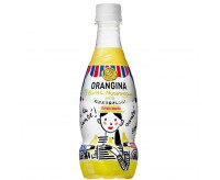 Orangina Blanc Nouveau - White Grape & Orange (420ml)