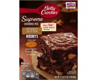 Betty Crocker Supreme Brownie Mix Reese's (488g) (Best By 03-05-2016)