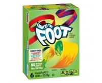 Betty Crocker Fruit By the Foot Variety Pack (6 rolls) 128g