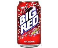 Big Red Soda (355ml)