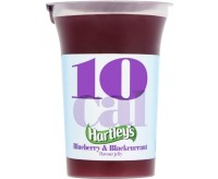 Hartley's 10 Cal Blueberry & Blackcurrant Jelly Pot (175g)
