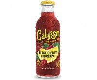Calypso Black Cherry Lemonade (473ml)