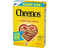 Cheerios Original, Giant Size (567g)