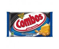 Combos Baked Snacks Cheddar Cheese Cracker (48g)