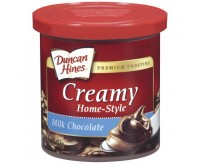Duncan Hines Frosting, Milk Chocolate (454g)