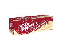 Dr Pepper & Cream Soda -Fridge Pack (12x355ml)