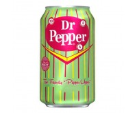 Dr Pepper Made With Sugar (355ml)