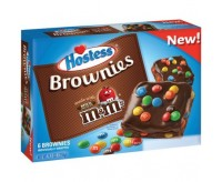 Hostess Brownies, Made with Milk Chocolate M&M's (258g)