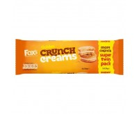 Fox's Golden Crunch Creams Cookies, Twin Pack (2x230g) (BEST-BY DATE: 30-01-21)